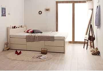 ショートサイズベッド