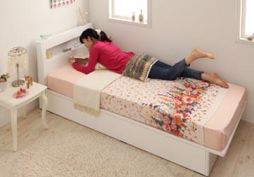 ベッドの位置参考配置