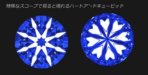 DカラーエクセレントSI2ダイヤリング