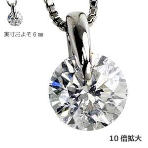 SI2ダイヤモンドのインクルージョン
