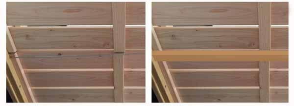 2段ベッド構造